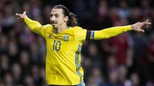 Zlatan Ibrahimovic si ritira... dalla Nazionale svedese