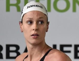 Federica Pellegrini, test antidoping prima di Olimpiadi FOTO