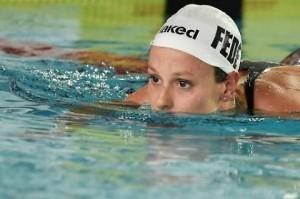 Federica Pellegrini, nuovo test antidoping prima di Rio 2016
