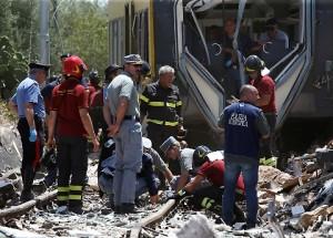Treni, ferrovie in Italia: tratte senza standard minimi di sicurezza