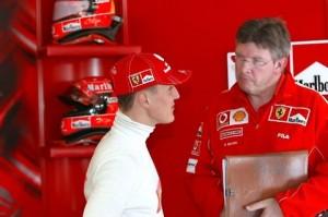 Ferrari, idea Ross Brawn per puntare alla riscossa