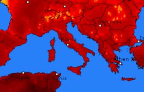 Ultimo weekend di luglio, nuova ondata di caldo<br /> In molte località si sfioreranno i quaranta gradi