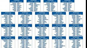 Guarda la versione ingrandita di Calendario Serie A 2016/2017, tutte le giornate sorteggio: tutte le partite