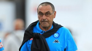 "Napoli, Maurizio Sarri: ""Higuain? Mi aspettavo almeno una telefonata..."""