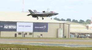 Guarda la versione ingrandita di  F-35B Lightning II