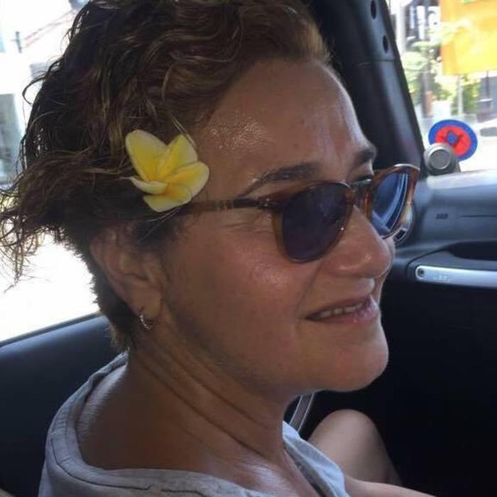 Adele Puglisi e' una delle nove vittime italiane nell'attentato a Dacca, in una foto tratta da Facebook.  +++ ATTENZIONE LA FOTO NON PUO' ESSERE PUBBLICATA O RIPRODOTTA SENZA L'AUTORIZZAZIONE DELLA FONTE DI ORIGINE CUI SI RINVIA +++ HO - NO SALES - EDITORIAL USE ONLY++