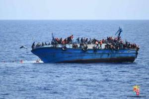 Guarda la versione ingrandita di Migranti