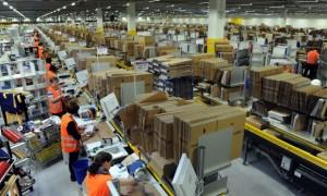 Guarda la versione ingrandita di Amazon, nuovo centro vicino Roma: 1200 posti in 3 anni
