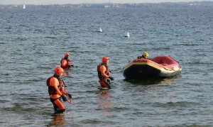 Lago di Garda, straniero morto mentre faceva il bagno