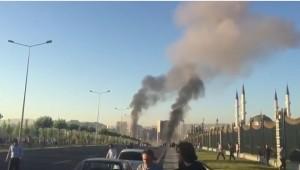 Guarda la versione ingrandita di VIDEO YOUTUBE Turchia, golpisti bombardano palazzo del presidente Erdogan