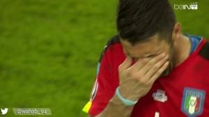 """Germania-Italia, Buffon in lacrime: """"Rigori? Non si può uscire così"""""""