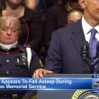 Barack Obama parla a Dallas, la poliziotta...3