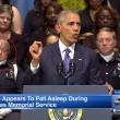 Barack Obama parla a Dallas, la poliziotta...2