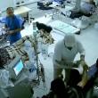 Brucia reparto dialisi ospedale Tirana 2 morti3