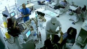 Brucia reparto dialisi ospedale Tirana 2 morti6