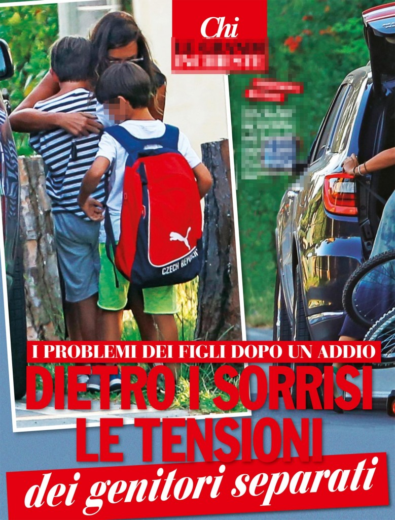 Gigi Buffon, vacanze da famiglia allargata a Forte dei Marmi 02