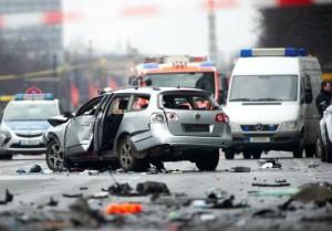Pavel Sheremet morto in Ucraina, auto salta in aria