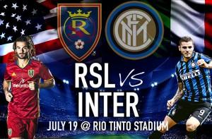 Inter-Real Salt Lake diretta streaming, dove vedere in tv