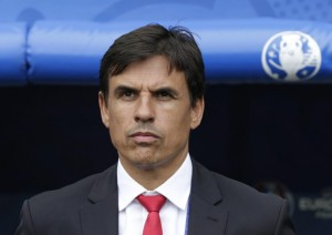 Guarda la versione ingrandita di Chris Coleman (foto Ansa)