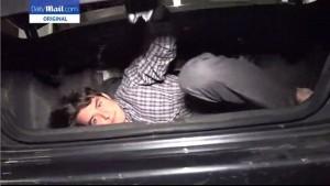 YOUTUBE Come scappare dal bagagliaio di un'auto