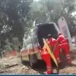 Corato-Andria scontro fra treni, vittime e diversi feriti6