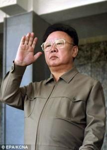 Guarda la versione ingrandita di Kim Jong-il