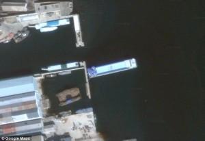 Corea del Nord, mega nave con cabine di lusso e piscina4