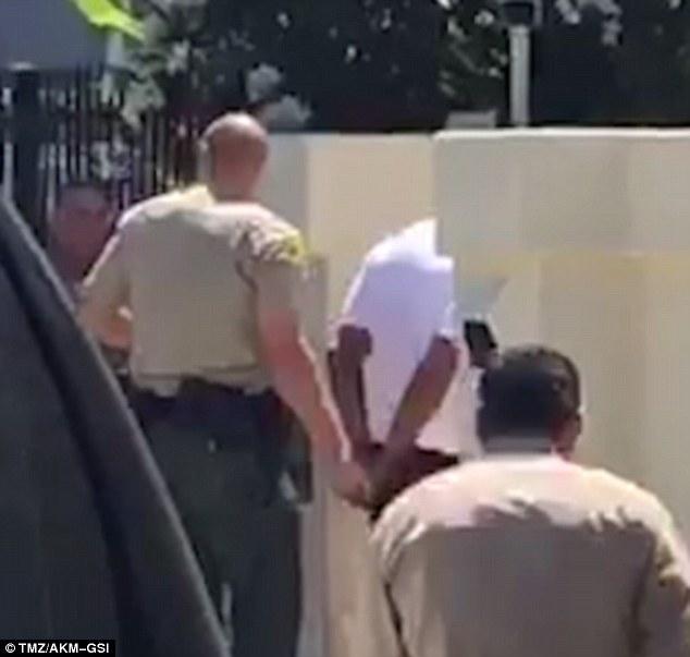 Dr.Dre ammanettato per minacce a mano armata 2