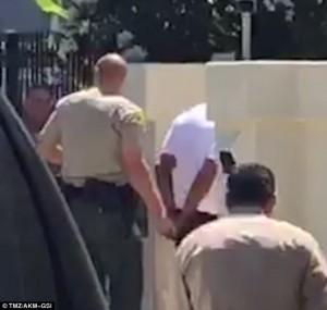 Dr.Dre ammanettato per minacce a mano armata 44