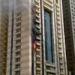 Dubai, domato incendio grattacielo Sulafa Tower3