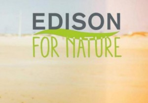 """Edison For Nature, Segre: """"Una bella occasione per avviare cambiamento"""""""