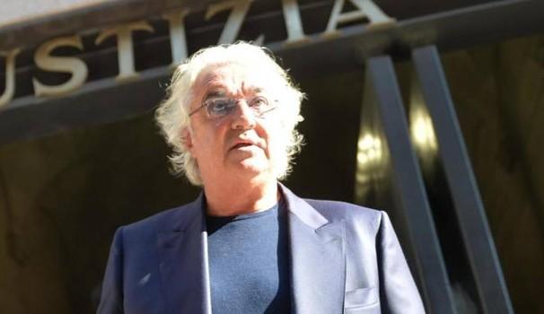 Flavio Briatore (foto Ansa)