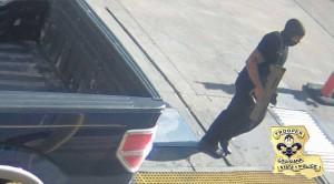 Baton Rouge: nuove FOTO dell'assalto ai poliziotti7