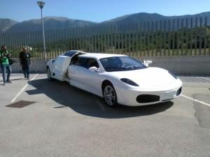 Ferrari fuori, Peugeot dentro fermata auto tarocca a Isernia