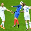 Francia Islanda qurto finale Europei15