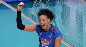 """Volley, Rio 2016. Diouf esclusa: """"Bonitta non ha coraggio di guardarmi in faccia"""""""