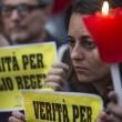 Giulio Regeni, fiaccolata al Pantheon a 180 giorni dalla morte6