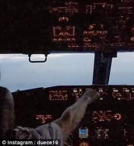 Glasgow, timelapse atterraggio: VIDEO pilota777