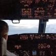 Glasgow, timelapse atterraggio: VIDEO pilota