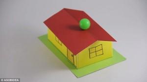 Illusione ottica: tetto rivolto verso basso7