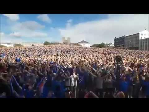 Islanda torna a casa: migliaia di tifosi in festa 2