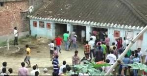 Guarda la versione ingrandita di YOUTUBE Leopardo assale 2 villaggi in India: 10 feriti