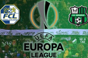 Lucerna-Sassuolo streaming e diretta tv: dove vedere Europa League