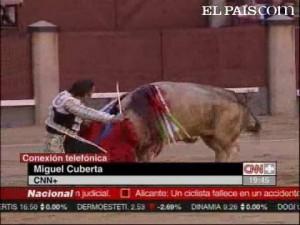 Madrid, torero incornato nella Plaza de Toros7