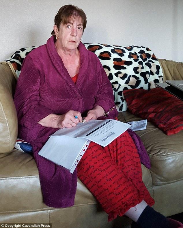 Manchester, invalida massacrata di botte in casa3