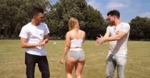 YOUTUBE Modella curvy in giro per Londra: gli uomini…