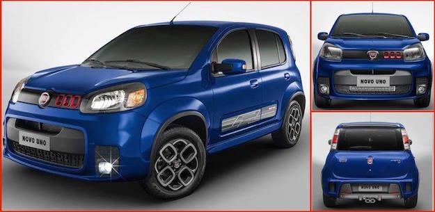 Fiat Mobi, il crossover da 8000 euro 04
