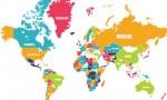 Paesi scambiati su cartina: quanti sanno riposizionarli? FOTO