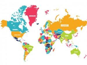 Guarda la versione ingrandita di I paesi rimessi al loro posto