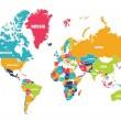 Paesi scambiati su cartina: quanti sanno riposizionarli